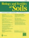 couverture Biology and Fertility of Soils